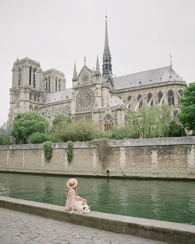 Instagram Photo Cathédrale Notre-Dame de Paris