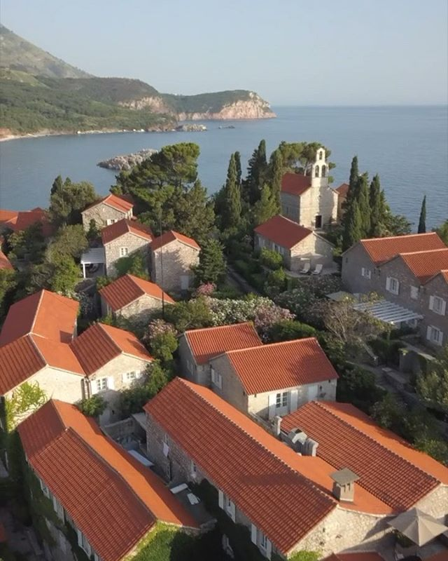 Instagram Photo Aman Resorts Sveti Stefan