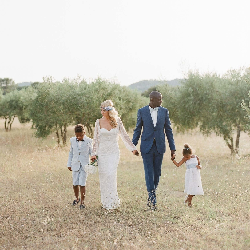 A Family Session in Provence