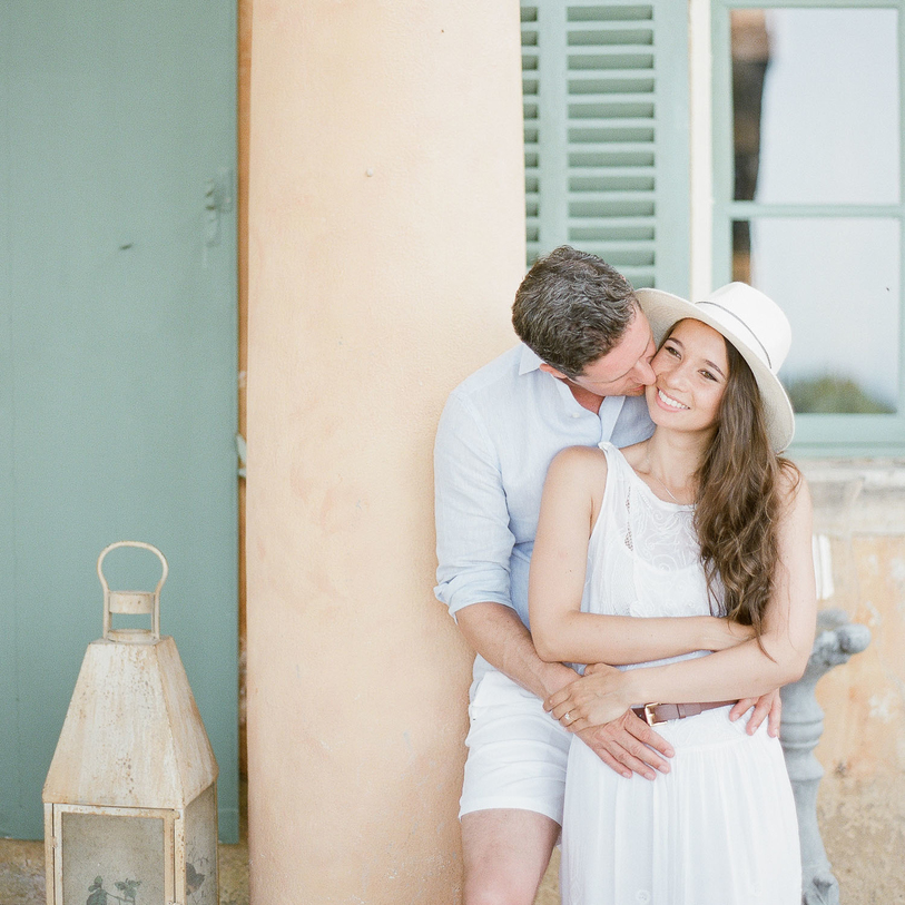 A Summer Engagement Session in Provence