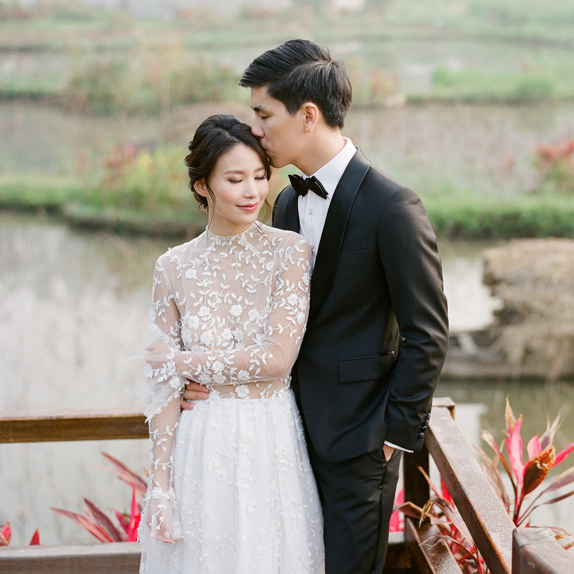Sheraton Asia Wedding Campaign