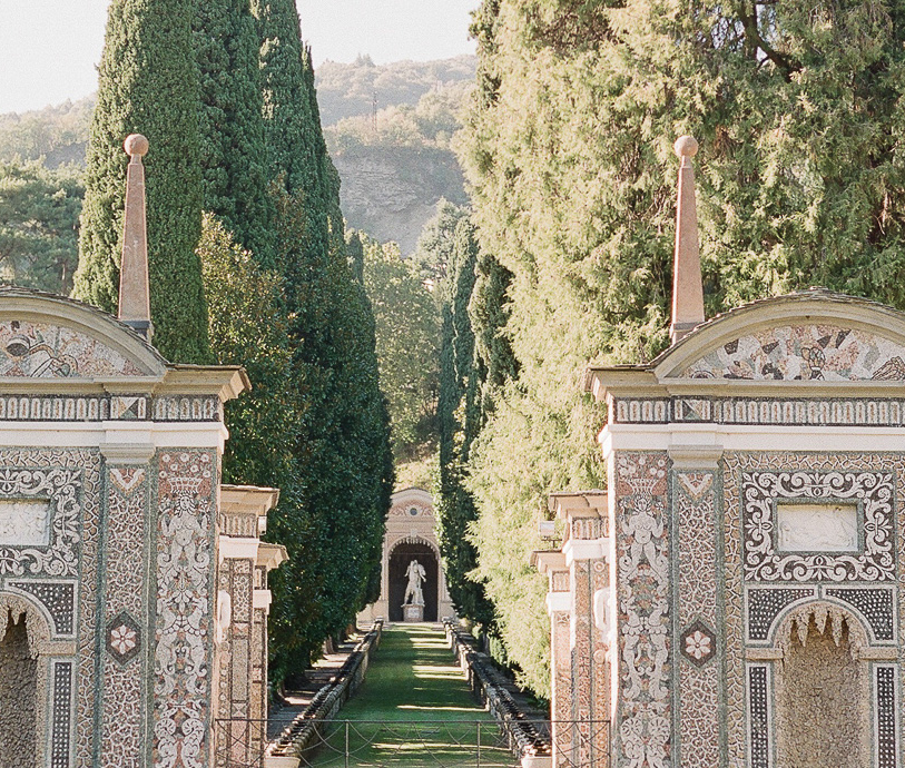 A Lake Como Wedding in Villa d'Este